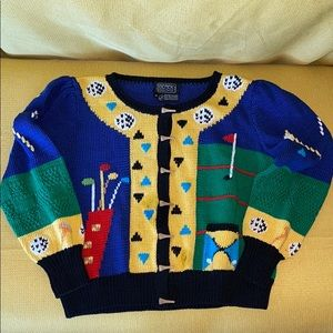 Berek Golf Theme Sweater